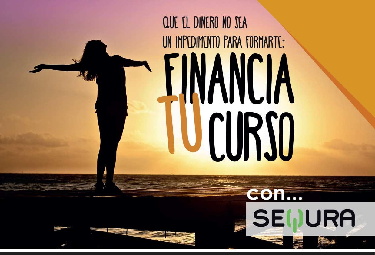 Financia tu curso